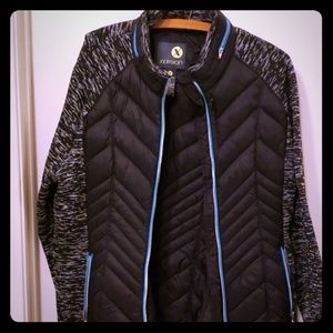 A work out jacket for women